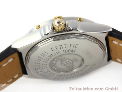 BREITLING WINGS GILT STEEL AUTOMATIC KAL. ETA 2892A2 [140260]