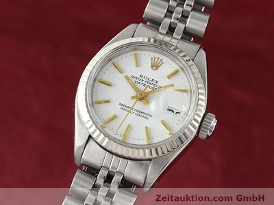 ROLEX DATEJUST STEEL / GOLD AUTOMATIC KAL. 2030 [140263]