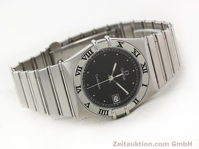 OMEGA CONSTELLATION STEEL QUARTZ KAL. 1438 ETA 255461 [140271]