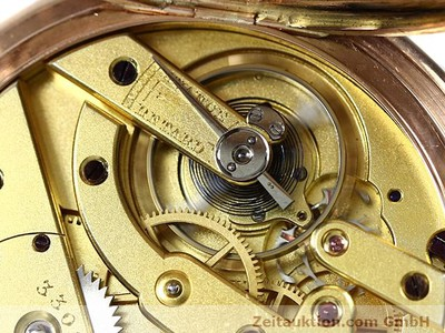VACHERON & CONSTANTIN TASCHENUHR 14 CT RED GOLD MANUAL WINDING [140273]