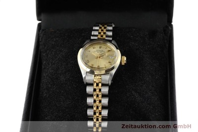 ROLEX LADY DATE STEEL / GOLD AUTOMATIC KAL. 2030 [140285]