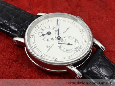 Chronoswiss Regulateur Stahl Automatik Kal. C122 [140286]