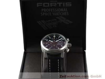 FORTIS SPACEMATIC ACIER AUTOMATIQUE KAL. ETA 7750 [140289]