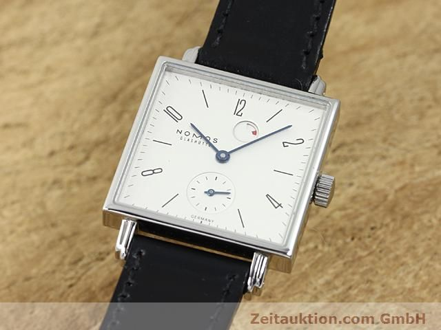 NOMOS TETRA STEEL MANUAL WINDING KAL. 2546 [140290]