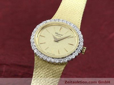 CHOPARD 18 CT GOLD MANUAL WINDING KAL. ETA 2412 [140291]