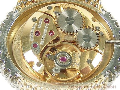 CHOPARD ORO DE 18 QUILATES CUERDA MANUAL KAL. ETA 2412 [140291]