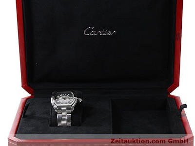 CARTIER ROADSTER STEEL AUTOMATIC KAL. ETA 2892-2 [140297]