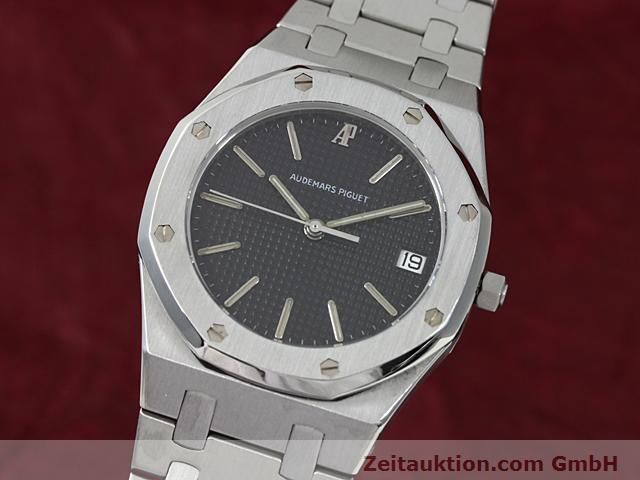 AUDEMARS PIGUET ROYAL OAK ACIER QUARTZ KAL. 2506 [140301]