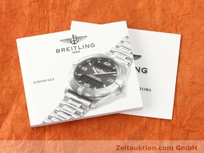 Breitling Aerospace Titan Quarz [140307]