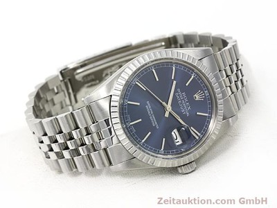 ROLEX DATEJUST STEEL AUTOMATIC KAL. 3035 [140311]