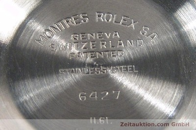 ROLEX PRECISION STEEL MANUAL WINDING [140329]