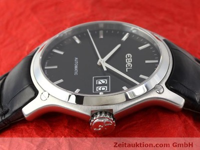 EBEL HEXAGON STEEL AUTOMATIC KAL. ETA 2896 [140346]