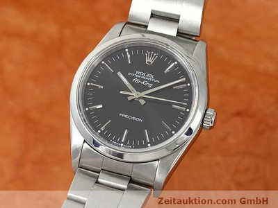 ROLEX PRECISION STEEL AUTOMATIC KAL. 3000 [140351]