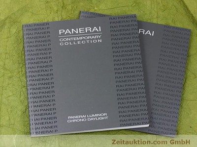 PANERAI LUMINOR STEEL AUTOMATIC KAL. OPXII AUF BASIS ETA 7753 [140353]