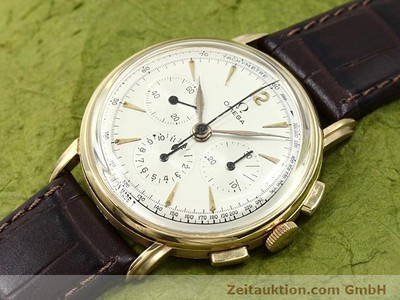 OMEGA 18 CT GOLD MANUAL WINDING [140357]