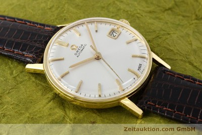 OMEGA 18 CT GOLD AUTOMATIC KAL. 562 [140361]