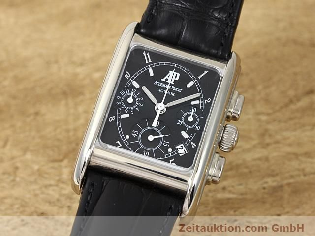 AUDEMARS PIGUET OR BLANC 18 CT AUTOMATIQUE KAL. 2385 [140371]