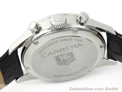 TAG HEUER CARRERA STEEL AUTOMATIC [140377]