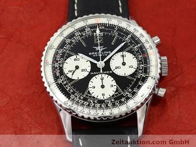 BREITLING NAVITIMER STEEL MANUAL WINDING KAL. VENUS 178 [140380]