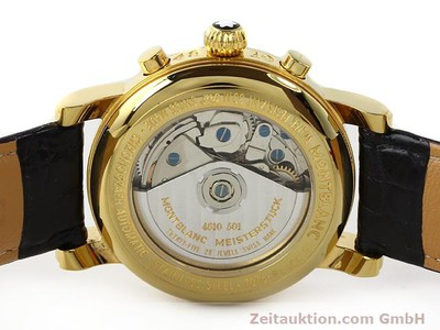 MONTBLANC MEISTERSTÜCK GOLD-PLATED AUTOMATIC KAL. 4810501 ETA 7750 [140390]