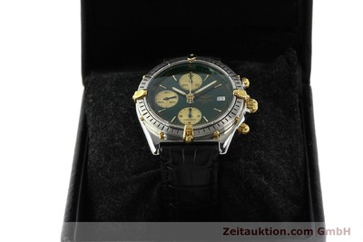 BREITLING CHRONOMAT GILT STEEL AUTOMATIC [140399]