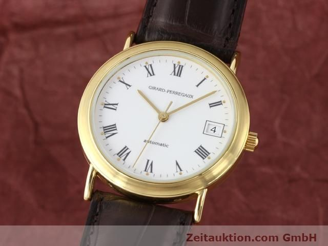GIRARD PERREGAUX OR 18 CT AUTOMATIQUE KAL. 2200 [140400]