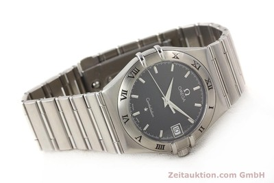 OMEGA CONSTELLATION ACERO CUARZO KAL. 1132 LP: 2000EUR [140410]