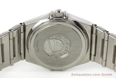 Omega Constellation Stahl Quarz [140411]