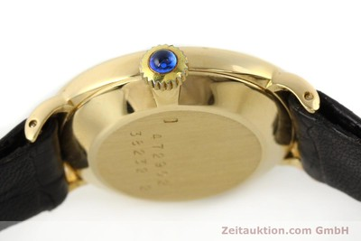 BAUME & MERCIER 18 CT GOLD MANUAL WINDING KAL. BM775 [140412]