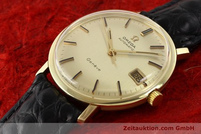 OMEGA 14 CT YELLOW GOLD AUTOMATIC KAL. 565 [140413]