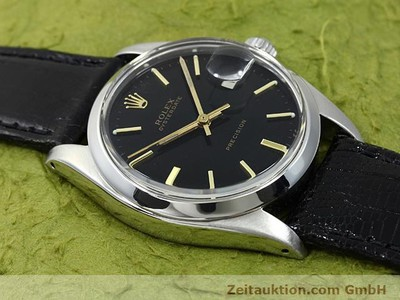 ROLEX PRECISION STEEL MANUAL WINDING KAL. 1225 [140417]