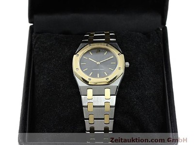 AUDEMARS PIGUET ROYAL OAK STEEL / GOLD QUARTZ KAL. 2502 [140425]
