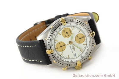 BREITLING CHRONOMAT GILT STEEL AUTOMATIC [140427]
