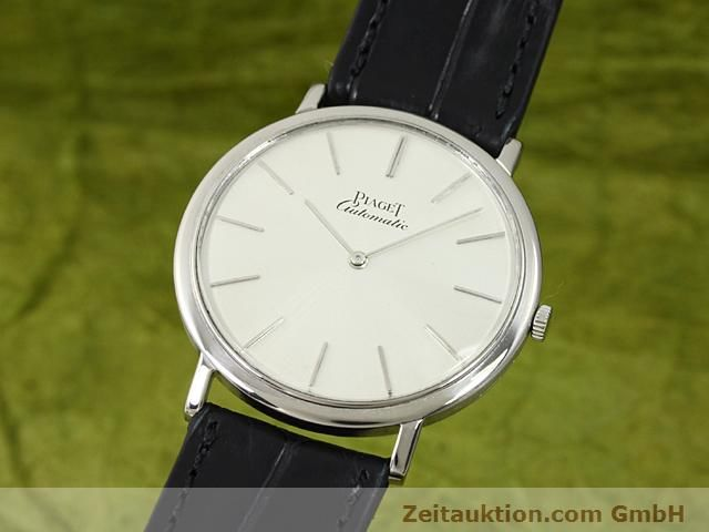 13f31426460d3 12603 Used luxury watch Piaget   18 ct white gold automatic Kal. 12PC1 Ref.