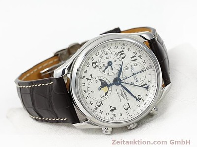 LONGINES STEEL AUTOMATIC KAL. L678.2 [140442]