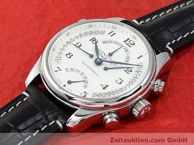LONGINES STEEL AUTOMATIC KAL. L698.2 [140445]