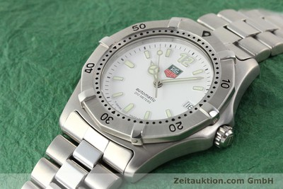 TAG HEUER STEEL AUTOMATIC [140446]