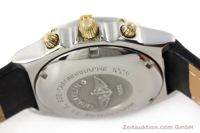 BREITLING CHRONOMAT GILT STEEL AUTOMATIC [140447]