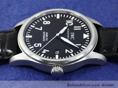 IWC MARK XVI STEEL AUTOMATIC [140453]