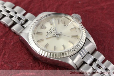 ROLEX LADY DATE STEEL / GOLD AUTOMATIC KAL. 2030 [140461]