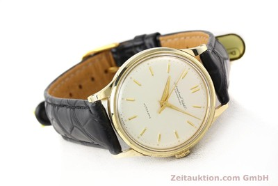 IWC 14 CT YELLOW GOLD AUTOMATIC KAL. C.853 [140469]