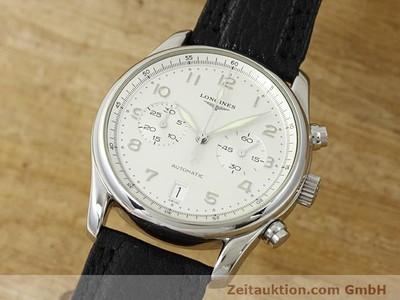 LONGINES MASTER COLLECTION STEEL AUTOMATIC KAL. L651.3 ETA 2894-2 [140471]