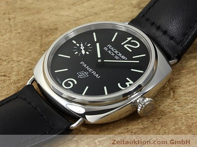 PANERAI RADIOMIR STEEL MANUAL WINDING KAL. ETA 6497-2 [140476]