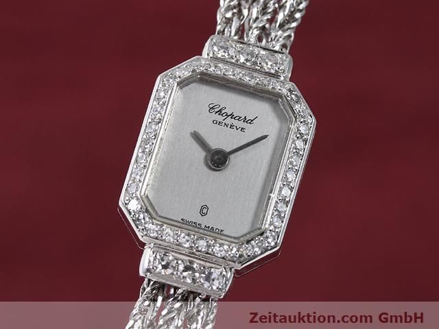 CHOPARD 18 CT WHITE GOLD QUARTZ KAL. F.H.F 101001 [140479]