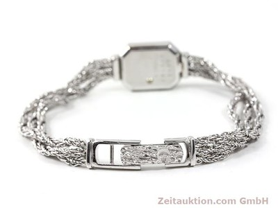 CHOPARD OR BLANC 18 CT QUARTZ KAL. F.H.F 101001 [140479]