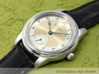 GLASHÜTTE ACERO CUERDA MANUAL KAL. 49 [140495]