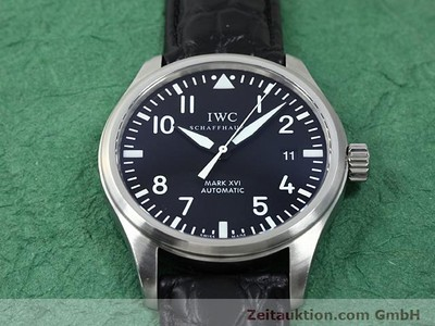 IWC MARK XVI STEEL AUTOMATIC KAL. C.30110 [140496]