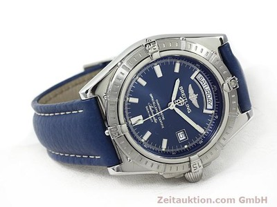 BREITLING HEADWIND STEEL AUTOMATIC KAL. ETA 2834-2 [140507]