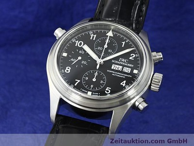IWC FLIEGERCHRONOGRAPH STEEL AUTOMATIC KAL. C.79230 [140516]