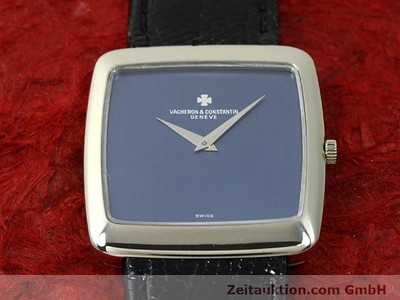 VACHERON & CONSTANTIN 18 CT WHITE GOLD MANUAL WINDING KAL. 1003/1 [140532]